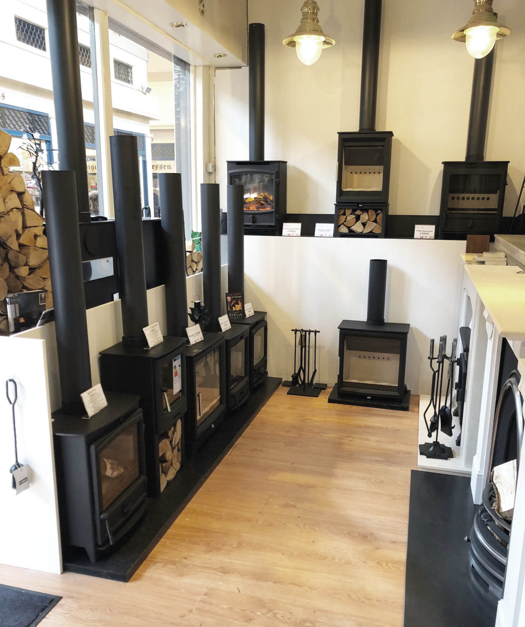Grainger Fireplaces and Stoves